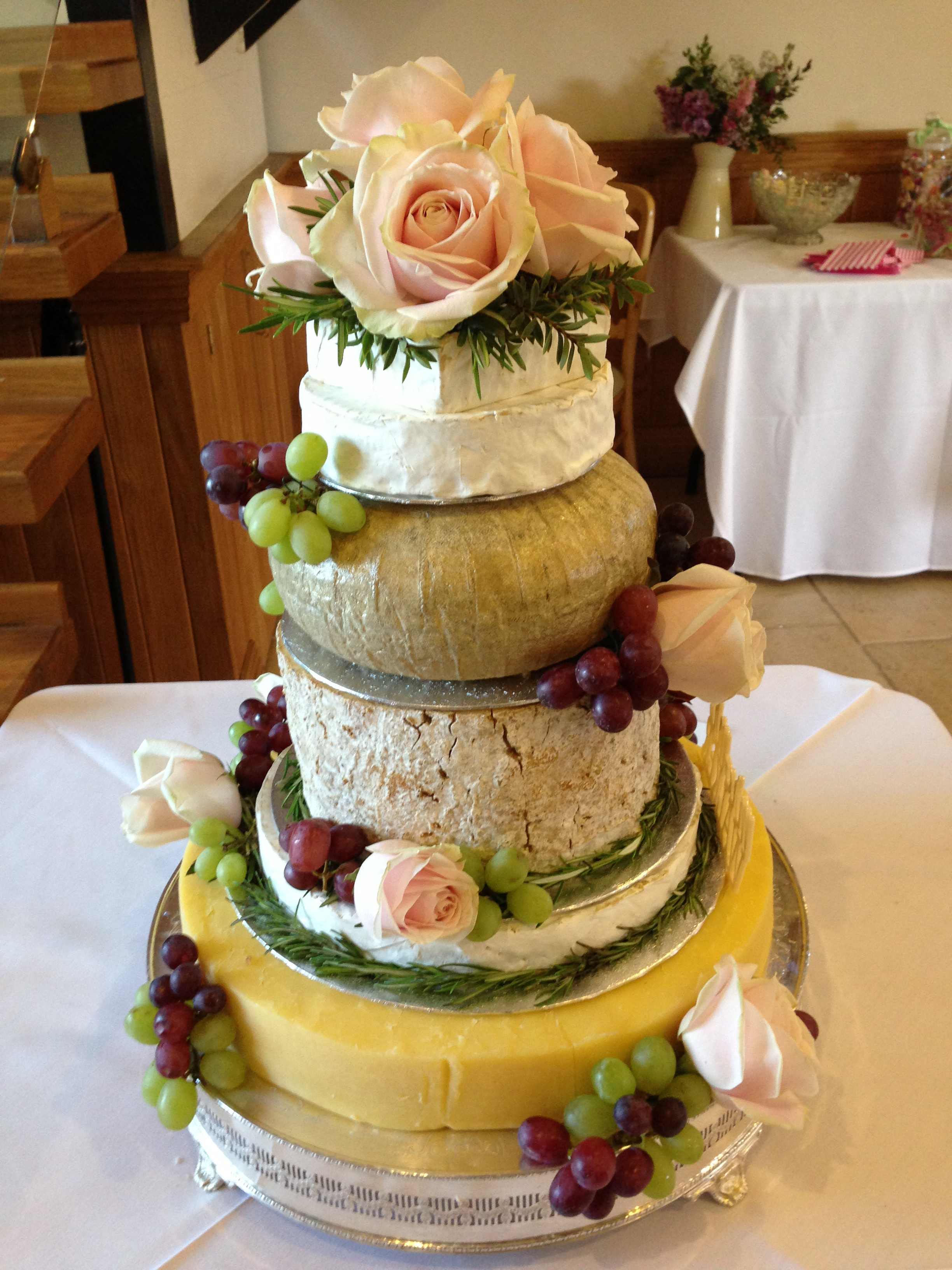 best wedding cakes in england made to order organic cheese wedding cakes 11576