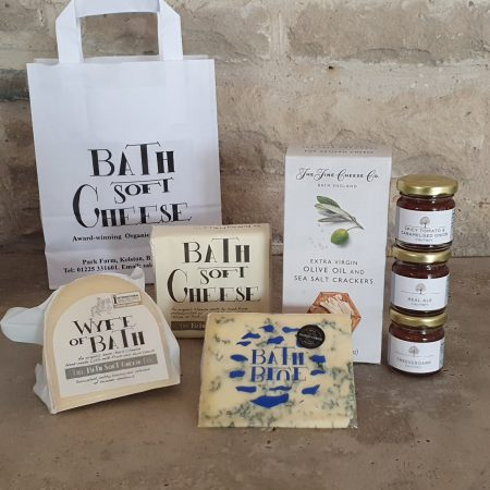 Three Cheese Gift Bag
